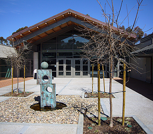 UCSD FACULTY CLUB USD | MW Steel Group Architecture and Planning