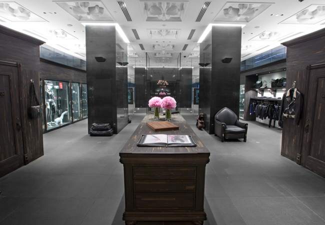 Chrome Hearts Beijing High End Retail | MW Steele Group Architecture and Planning