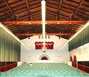 SDSU Little Theater | MW Steele Group Architecture and Planning
