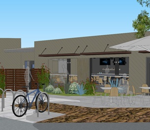 UCSD Student Pub and Event Space | MW Steel Group Architecture and Planning