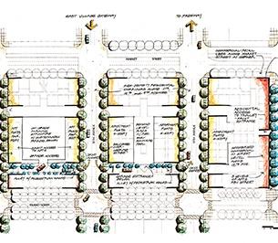 MW Steele Group | Twelfth & Market Urban Design Study
