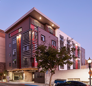 The Beacon Apartments | M.W. Steele Group Architecture and Planning