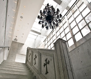 Chrome Hearts Ayoama High End Retail | MW Steele Group Architecture and Planning