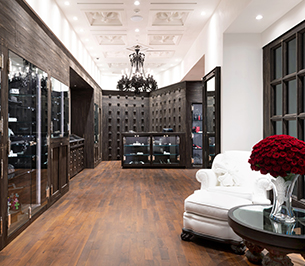 Chrome Hearts Gangnam High End Retail | MW Steele Group Architecture and Planning