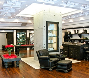 Chrome Hearts Seoul High End Retail | MW Steele Group Architecture and Planning