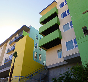 Kalos San Diego Afforable Housing | MW Steele Group Architecture and Planning