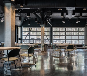 UCSD STUDENT PUB AND EVENT SPACE | MW Steele Group Architecture and Planning