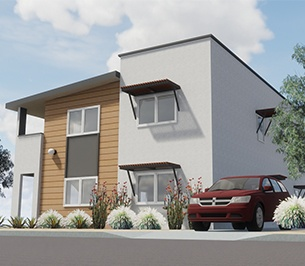 Wasco Multi-Family Affordable Housing | MW Steele Group Architecture and Planning
