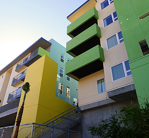 Kalos San Diego Afforable Housing USD Master Plan | MW Steel Group Architecture and Planning