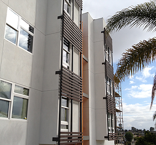 City Scene San Diego Multi Family Housing USD Master Plan | MW Steel Group Architecture and Planning