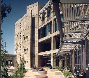 San Diego Mesa College Learning Resouce Center | MW Steel Group Architecture and Planning