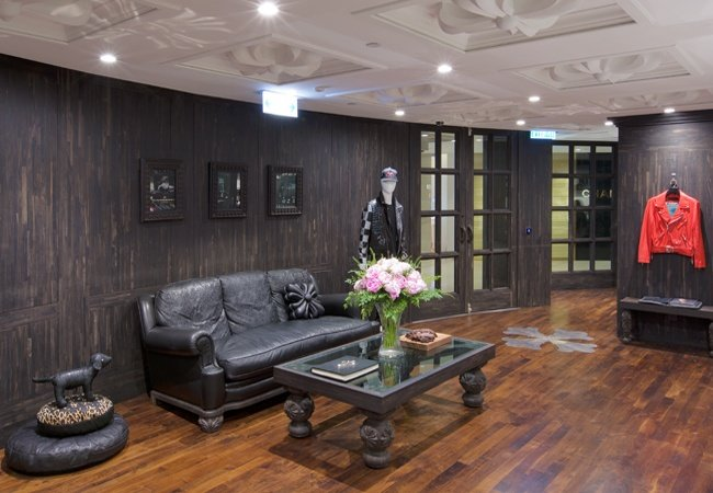Chrome Hearts Hong Kong High End Retail | MW Steele Group Architecture and Planning