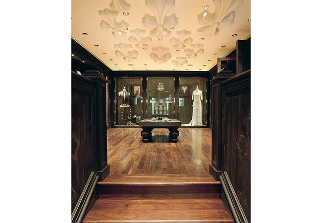 Chrome Hearts Paris High End Retail | MW Steele Group Architecture and Planning