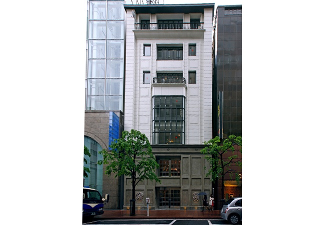 Chrome Hearts Ginza High End Retial | MW Steel Group Architecture and Planning
