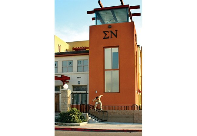 SDSU Fraternity Row Chapter Houses   MW Steele Group Architecture and Planning