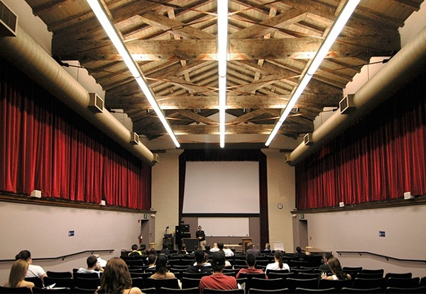 SDSU Little Theater + Little Classroom | MW Steele Group Architecture and Planning