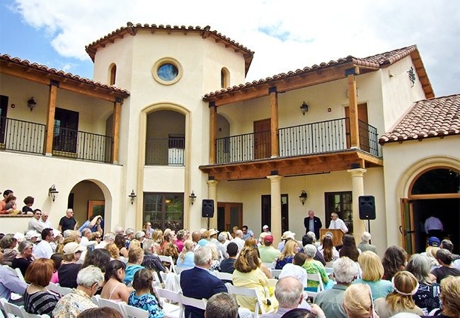 La Quinta Museum | MW Steele Group Architecure and Planning