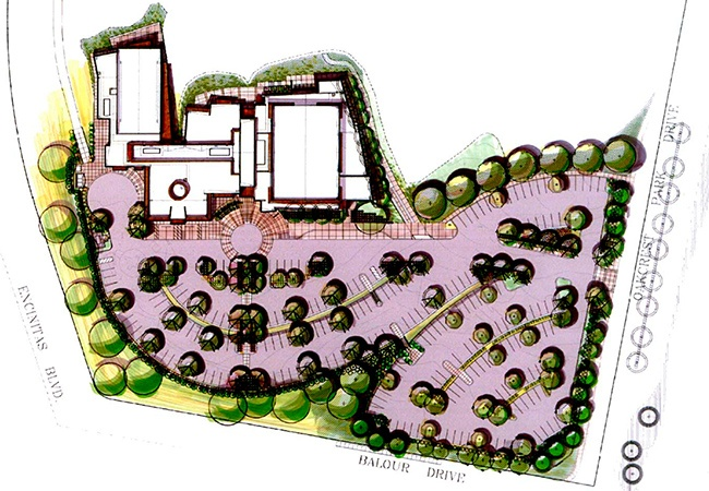 Oakcrest Community Center | MW Steele Architecture and Planning