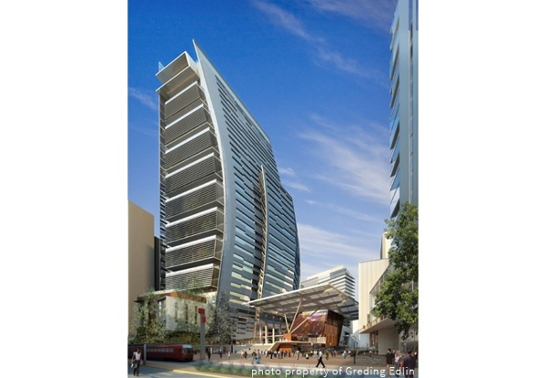 San Diego Civic Center | MW Steele Group Architecture and Planning