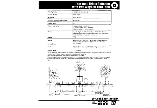 San Diego Street Design Manual | MW Steele Group