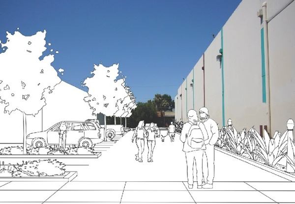 Tower District Streetscape Plan | MW Steele Group Architecture and Planning