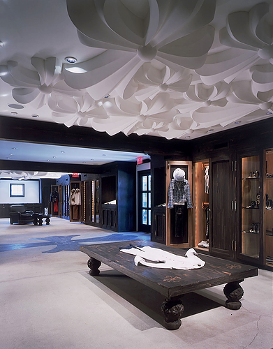 Chrome Hearts West Hollywood High End Retail | MW Steele Group Architecture and Planning