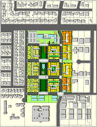 El Dorado Neighborhood Plan | MW Steele Group Architecture and Planning