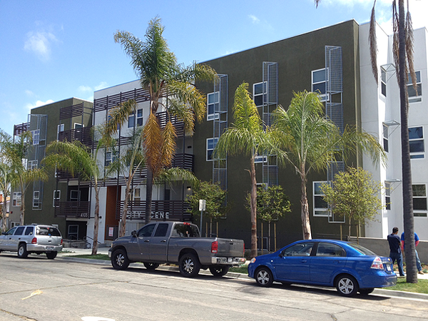 City Scene San Diego Multi-Family | MW Steele Group Architecture and Planning