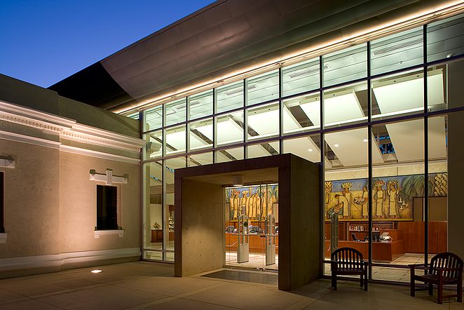 Coronado Library | MW Steel Group Architecture and Planning