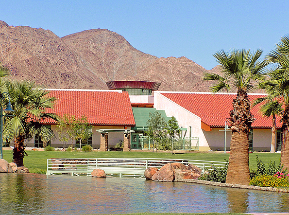 La Quinta Library   MW Steel Group Architecture and Planning