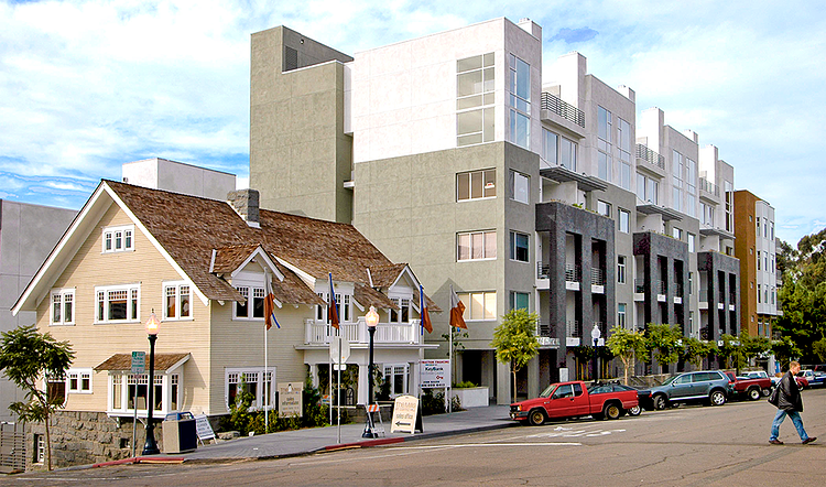 The Mills San Diego Mixed Use | MW Steele Group Architecture and Planning