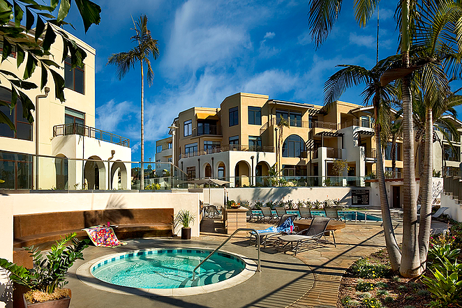 Seahaus La Jolla Multi Family Housing   MW Steele Group Architecture and Planning