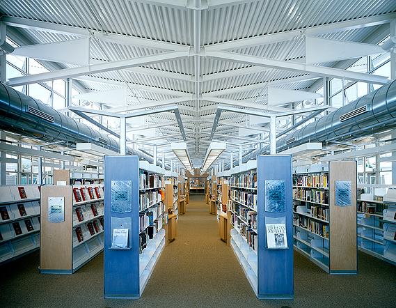 Carmel Mountain Ranch Library | M.W. Steele Group Architecture and Planning