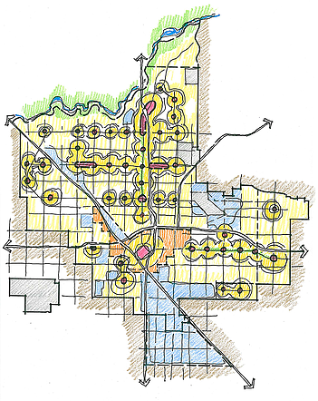 FRESNO GREEN GENERAL PLAN & DEVELOPMENT CODE UPDATE PLANNING