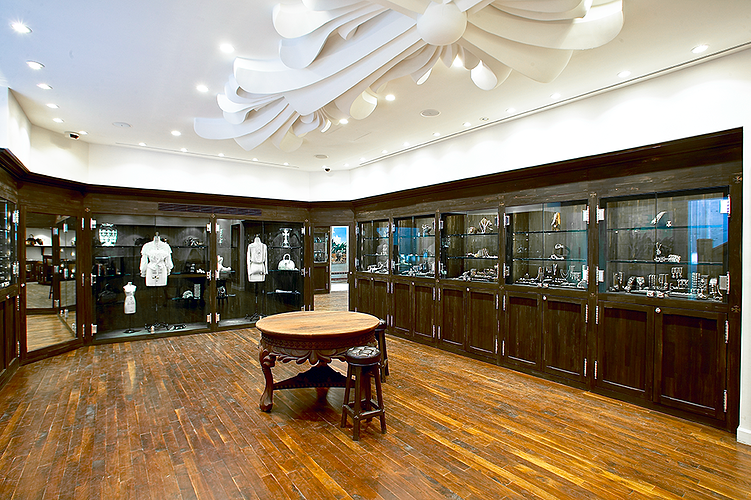 Chrome Hearts Ayoama High End Retail | MW Steel Group Architecture and Planning
