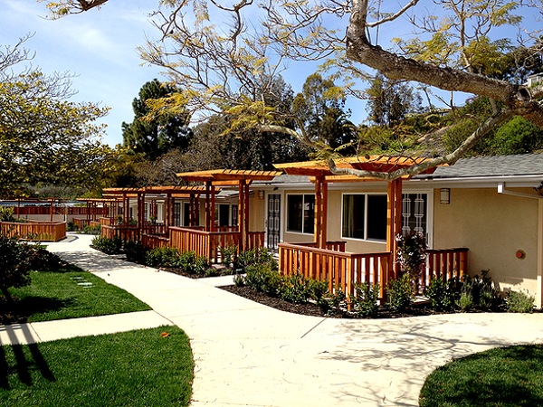 Summer House Wesley Palms San Diego Retirement Community | MW Steele Group Architecture and Planning