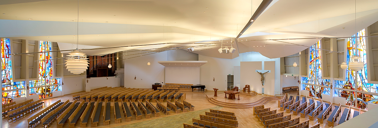 Our Mother of Confidence Catholic Church | MW Steel Group Architecture and Planning